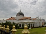 Kapitan Keling Mosque was built in 1801 by Penang's first Indian Muslim settlers.